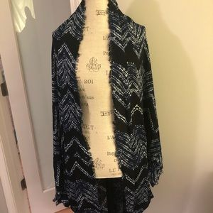 Kimono/Shrug Short Sleeved